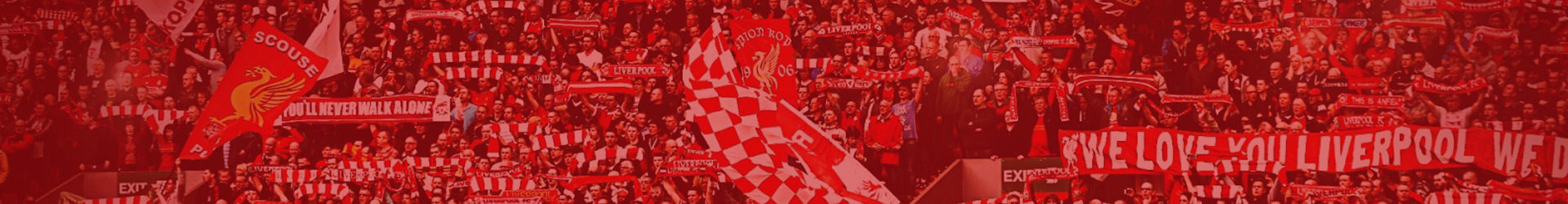 Individuele tickets Liverpool FC sold out